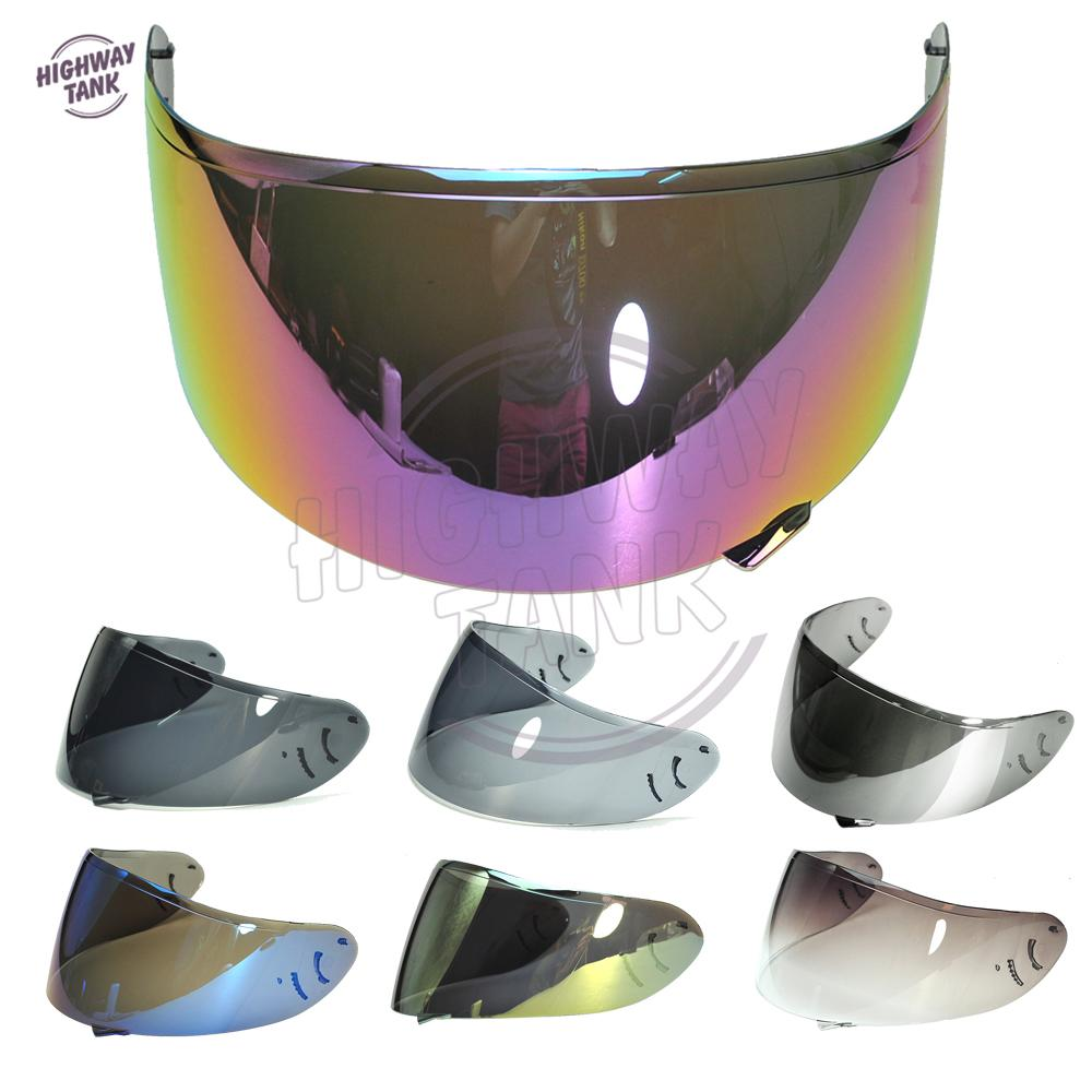 8 Colors Motorcycle Helmet Visor Full Face Shield Lens Case for SHOEI CW1 CW-1 X-12 XR-1100 Qwest X-Spirit 2 X12 Visor Mask