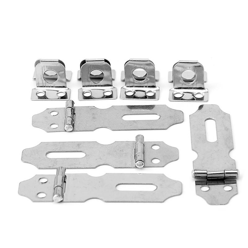 2018 Home Drawer Door Safety Padlock Latch Hasp Staple Stainless Steel From Donaold $25.42 | Dhgate.Com  sc 1 st  DHgate.com & 2018 Home Drawer Door Safety Padlock Latch Hasp Staple Stainless ...