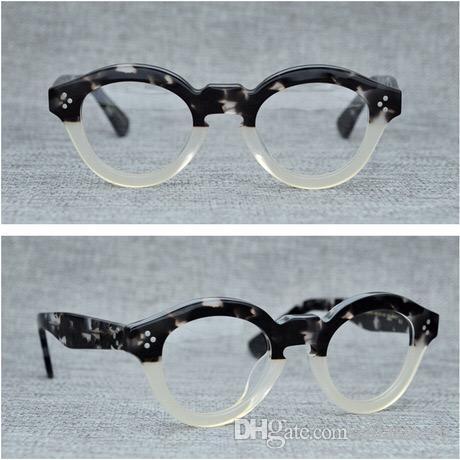 4c5655f69e9c0 Compre Retro Pequeno Óculos Redondos Armação Homens Vintage Acetato Óculos  Mulheres Oculos De Graus De Adasstore,  32.49   Pt.Dhgate.Com