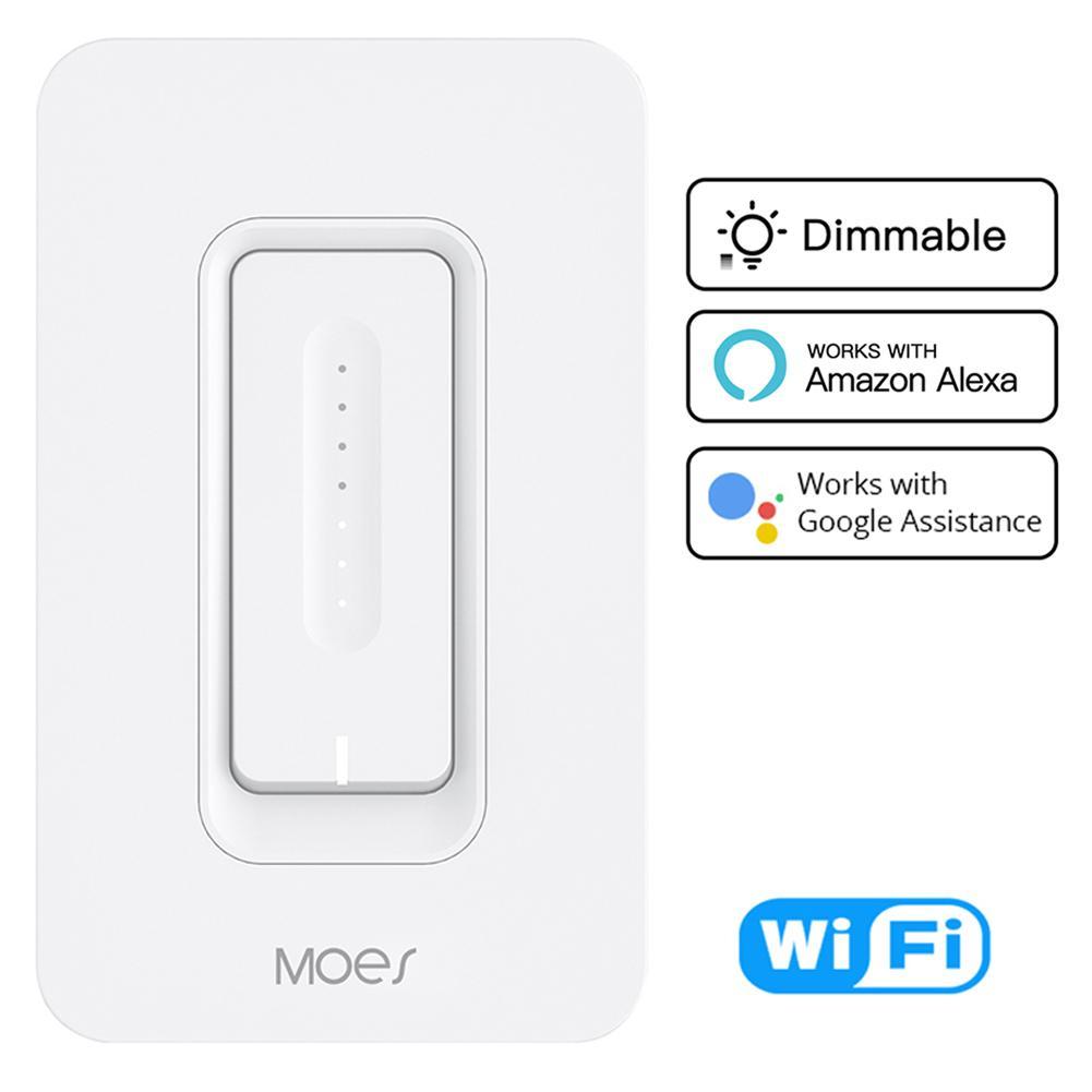 Super Großhandel WiFi Smart Dimmer Lichtschalter APP Fernbedienung TQ15