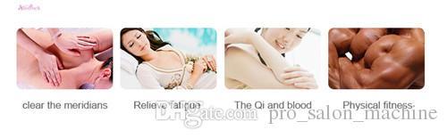 Gesundheitswesen-Therapie-Massage-Maschine Akupunktur-Anreger-Gesundheits-Gerät-Entspannungs-elektrischer Impuls-Schock-voller Körperfuß Massager
