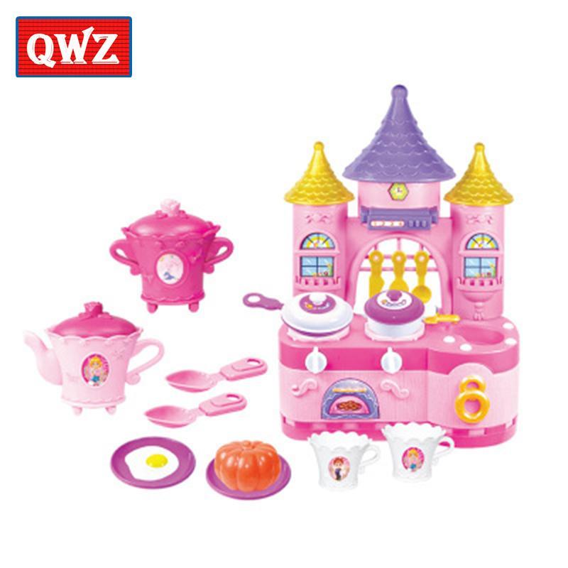 Großhandel Kinder Spiel Haus Simulation Küche Junge Mädchen ...