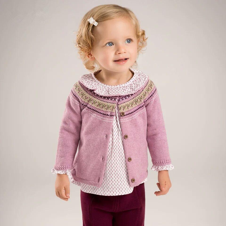 Baby Girls Sweaters 2018 Autumn Winter Fashion Cardigan Kids Clothes Sweater  Fall Children Knitting Toddler Clothing Cardigans For Kids Cardigan For  Kids