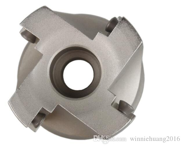 BAP400R-50-22-4T 90 Degree Right Angle Shoulder Face Mill for APMT1604PDER Carbide Inserts Suitable for NC/CNC Machine