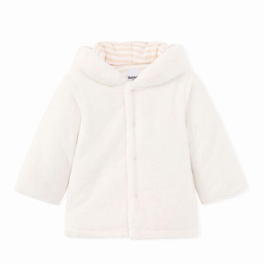 829471da5a6e Baby Coat Boys Girls Autumn Winter New Plus Velvet Thick Warm ...