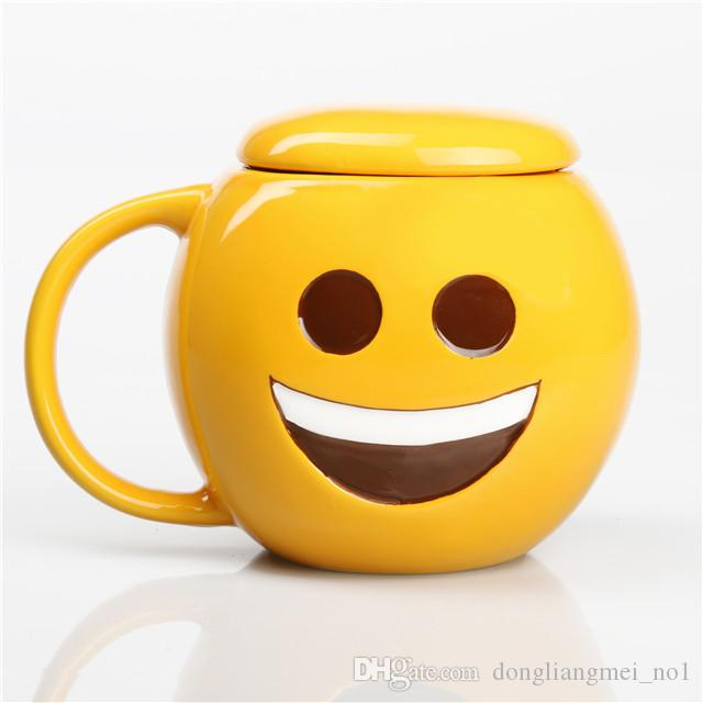 Poop Mugs Emoticon Me Arrival Makes Christmas Emoji Mug Smiley H92 Cup New 70pc Coffee Office 5q3jc4ALR