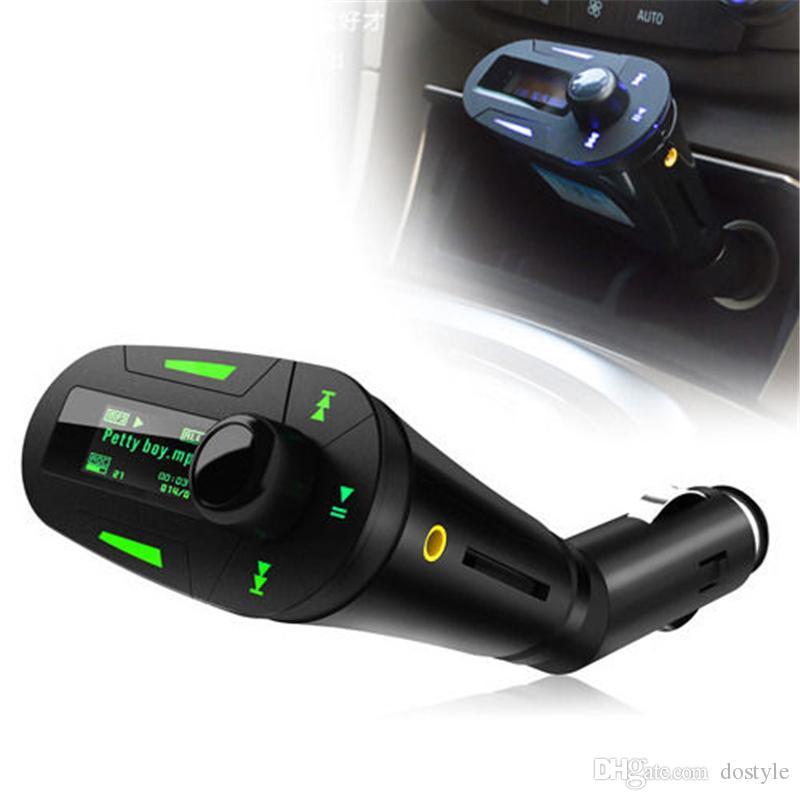 عالمي سيارة كيت مشغل موسيقى وزير الخارجية الارسال راديو محول USB SD MMC شاحن سيارة كيت مشغل MP3 غير بلوتوث سيارة نقل الصوت FM