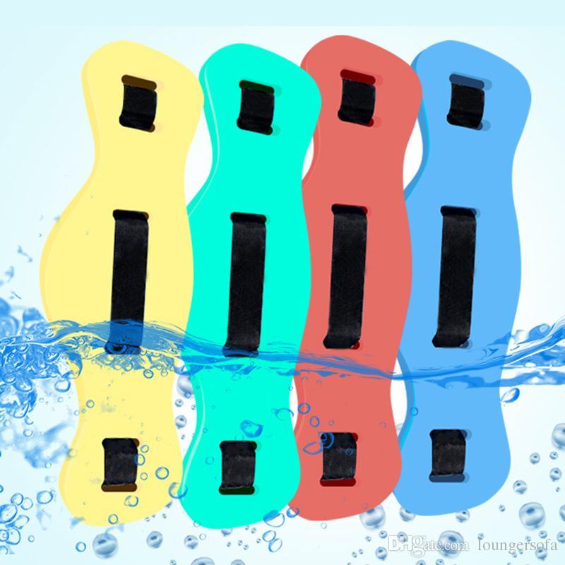 Nage Kickboard Natation Formation Penchée Équipement Flotteur Etanche EVA Sports Nautiques Aérobic Ceinture Accessoires Ceinture Enfants Adulte 14ds V