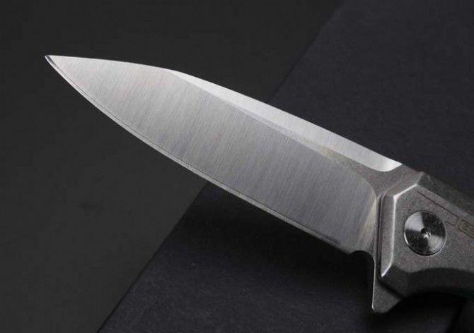 Cuchillo plegable ZT0808 D2 Cuchillo Handle de acero 0808 60HRC ZT Cuchillo de pesca de caza al aire libre Cocina de la cena de la cocina