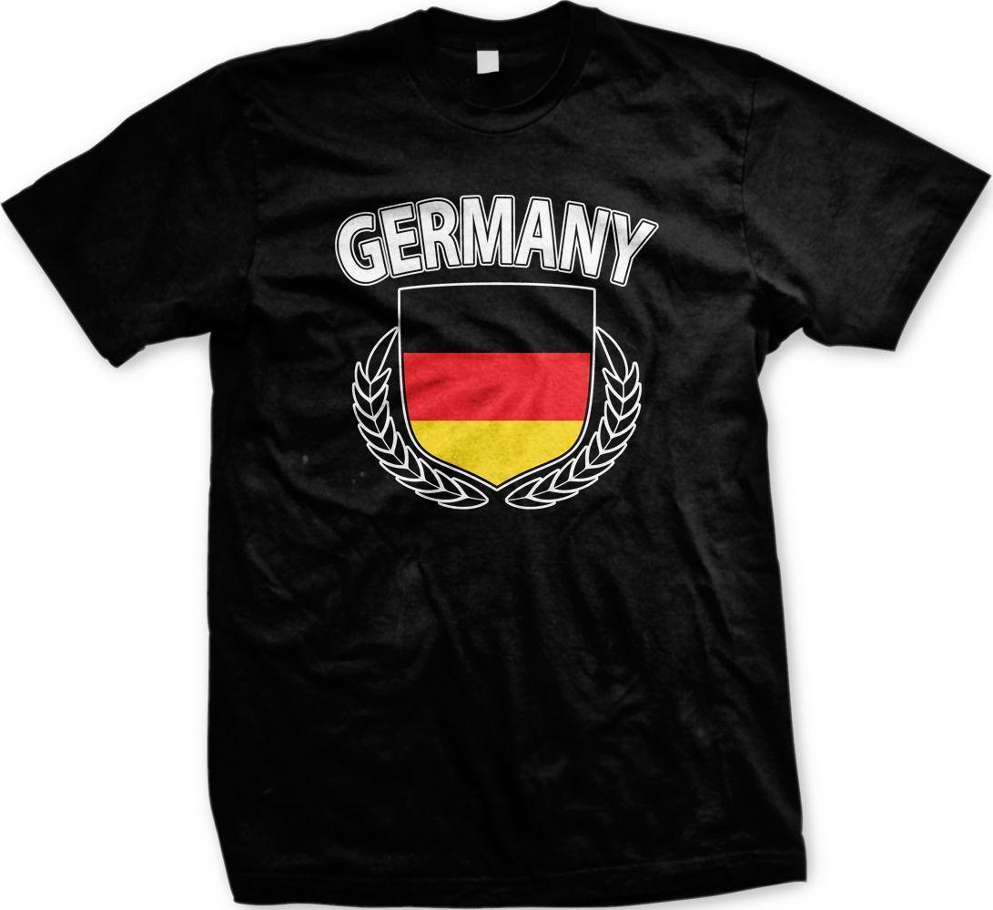 Stemma Brand Magliette New Abbigliamento Germania Acquista Olive hrCdstQx