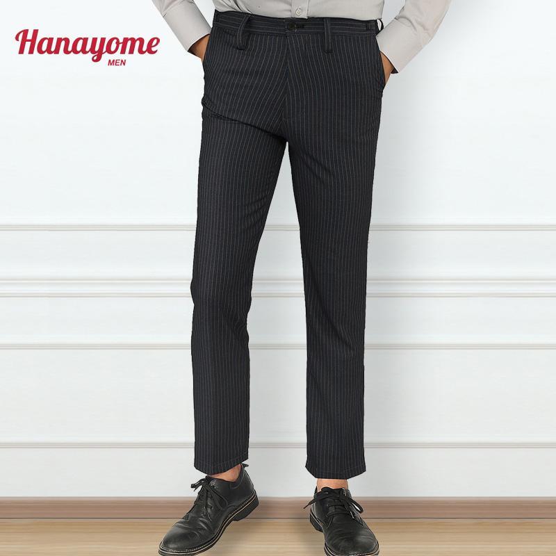 c7707b6f19d Acheter Vente Chaude Ménage Hommes Tuxedo Veste Stripe Pantalon Long  Pantalon Pour Homme 2016 Pantalon De Mode Casual Tissu Mens PD27 De  52.45  Du Vikey08 ...