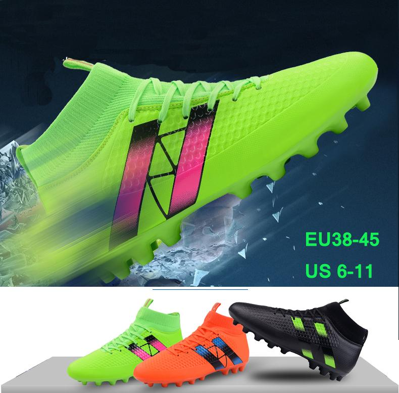 98d6fd1704678 Top Quality Kids Mercurial Superfly FG CR7 Magista Obra Soccer Shoes  Cristiano Ronaldo Cleats Neymar Footbal Shoes 2018 World Cup 6 11 Booties  Football ...