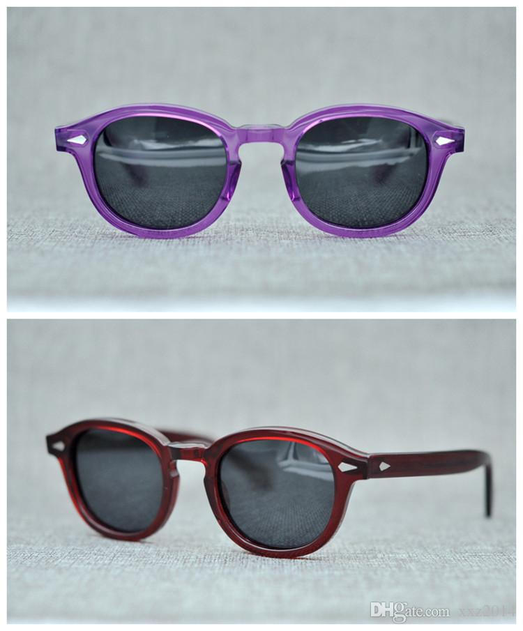 21845f70d56 New arrival lover s style moscott polarized sunglasses unisex muti-color  pure-plank goggles unisex with full-set case cheap wholesale price