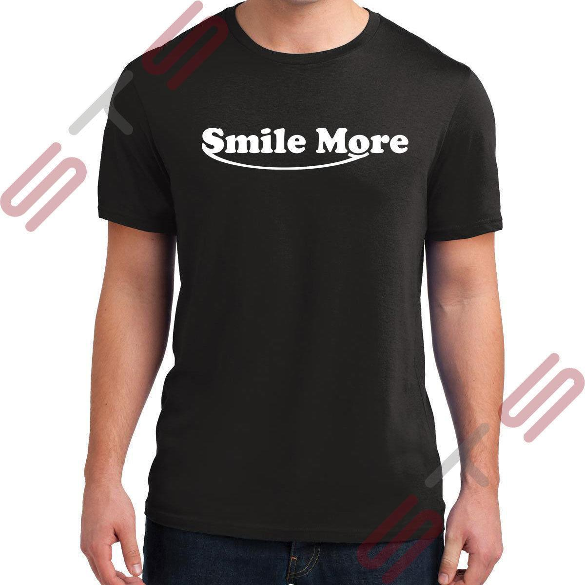 f530c7704 Smile More Tshirt T Shirt Tee Top Roman Atwood Gamer Youtube Top Youtuber Interesting  T Shirt Purchase T Shirts From Linnan06