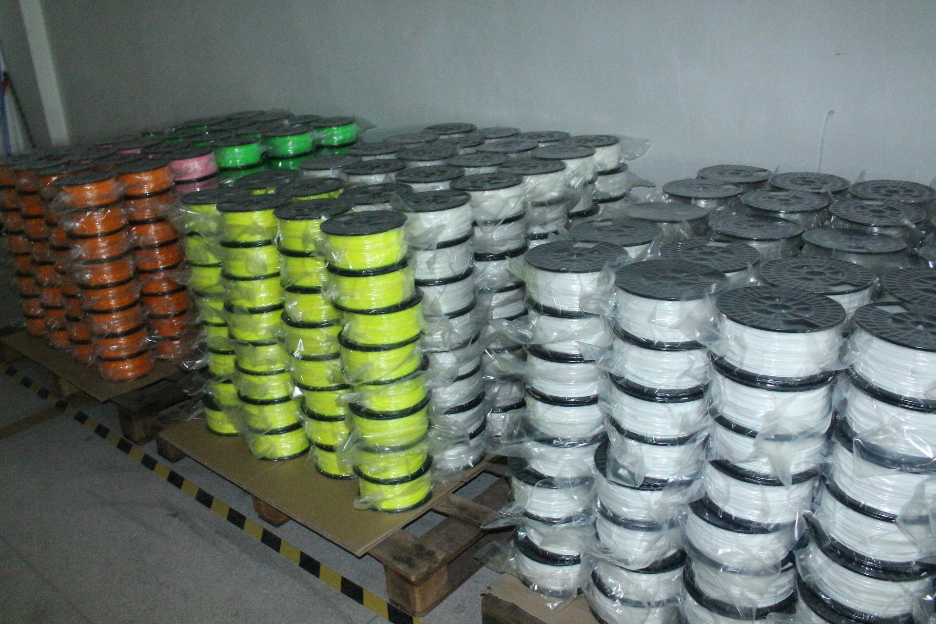 Recarga de filamento de PLA 1.75mm es, 10 m cada uno Suministros de impresora 3D Envío gratuito