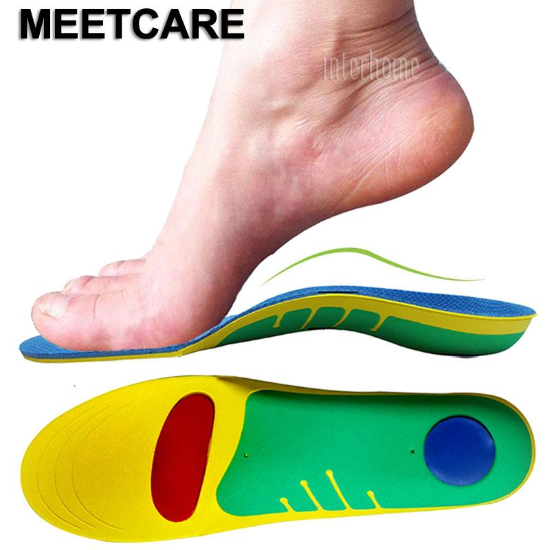 9bb77f2dd71140 U Heel Orthotic Insoles Flat Feet Arch Support Shoe Inserts For Foot Pain  Relief Plantar Fasciitis Over Pronation Correction Sports Shoulder Brace  Back ...