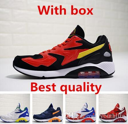 online store 32728 c6423 Compre 2018 World Cup 180 Og 2s Zapatillas De Diseño 180s Rusia 2.0 Classic  Sport Sneakers Outdoor Trainers Moda Para Hombre Casual Coloe Red Trails A  ...