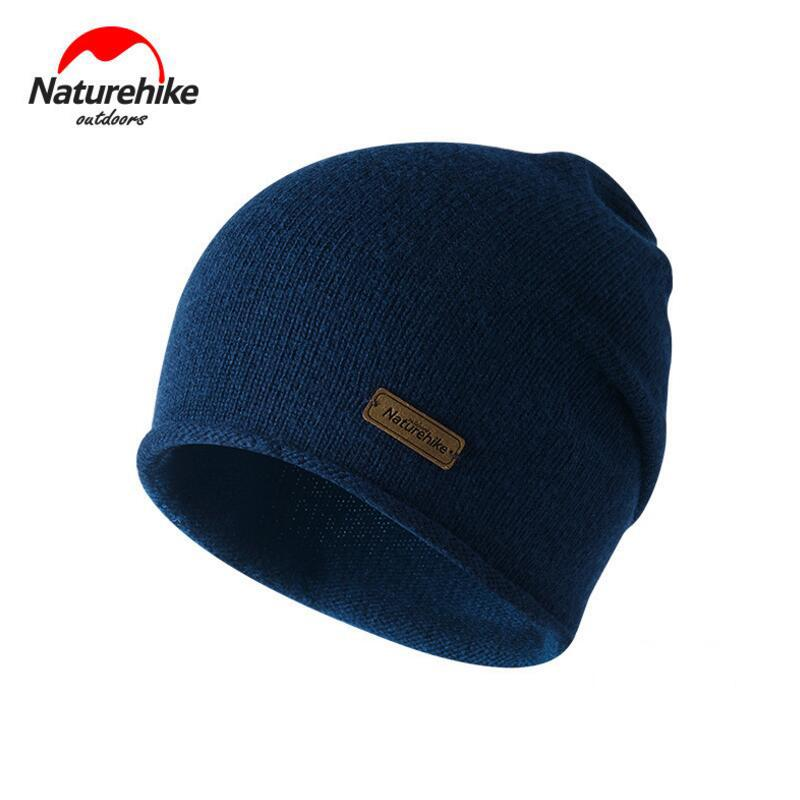 Naturehike Winter Hat Wool Knit Beanies Warm Camping Outdoor Travel ... d4bf34ba405