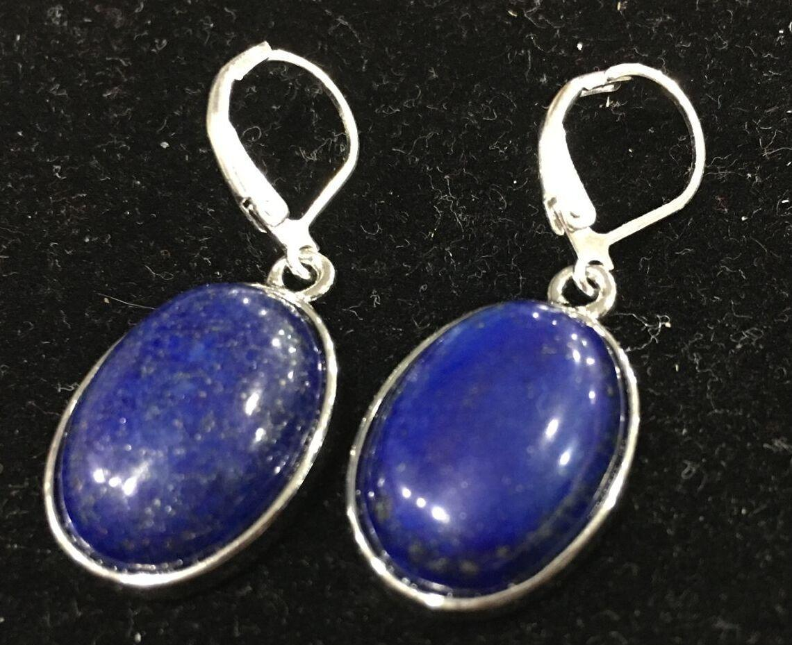 lapis and lazuli pearls earrings product coin