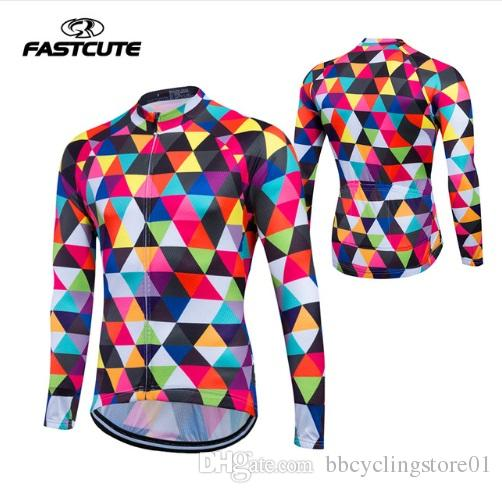 BBCycling Store Autumn Spring Thin Long Sleeve Cycling Clothing Top ... 7faae4af7