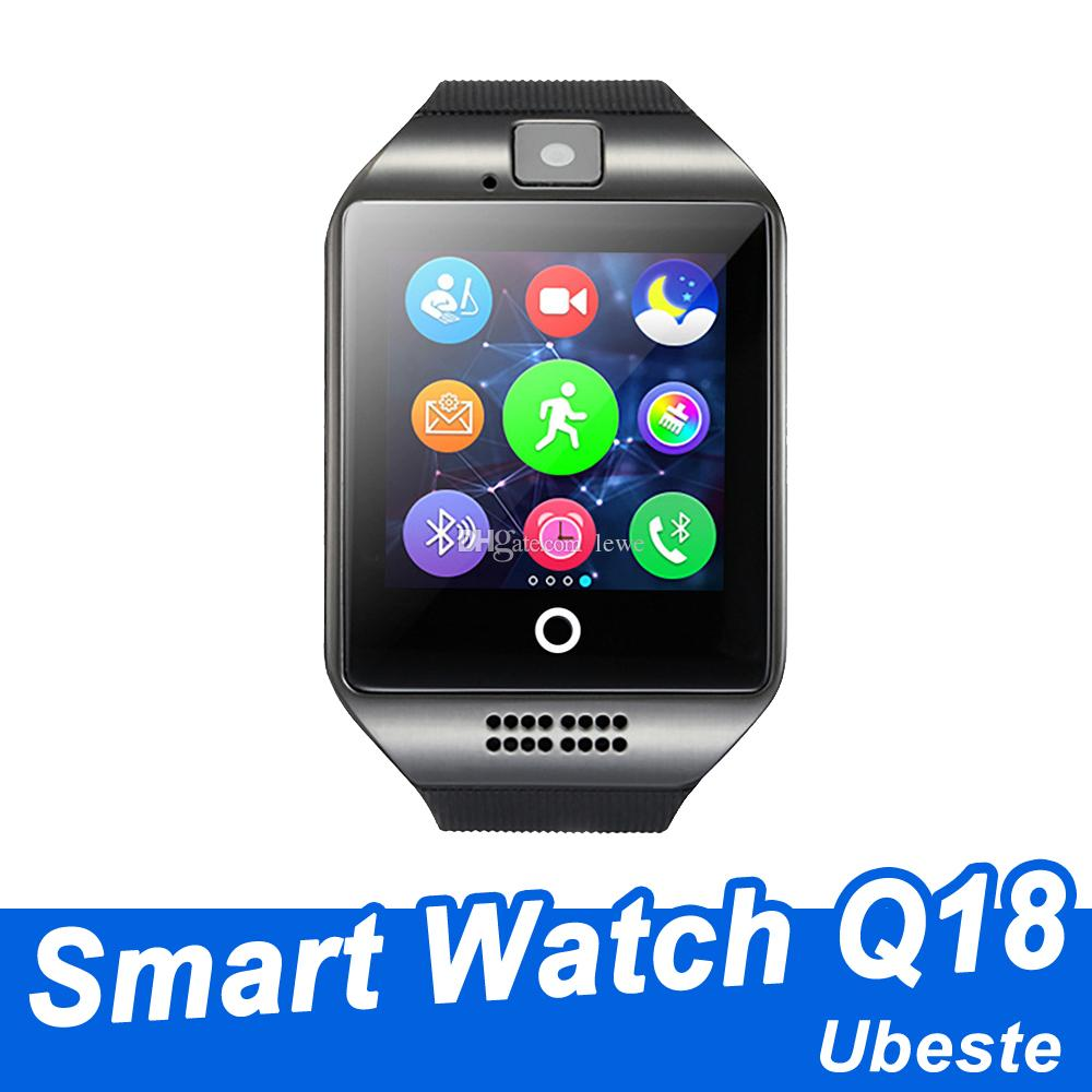 q18 smart watch watches bluetooth smart watch for android phones