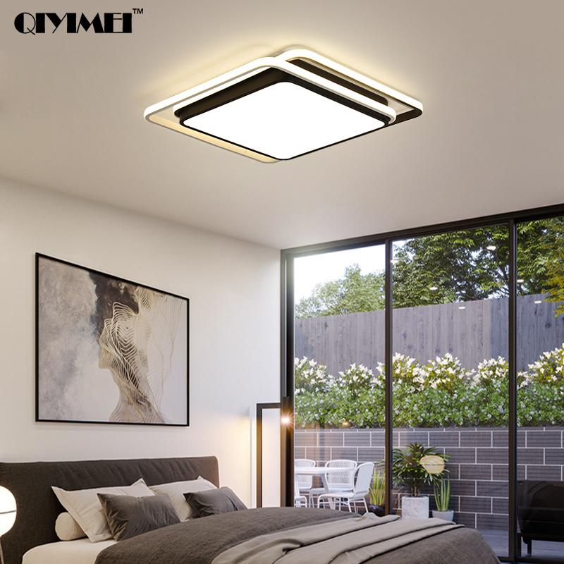 2019 Lustre De Plafond Moderne Modern Led Ceiling Lights Living Room