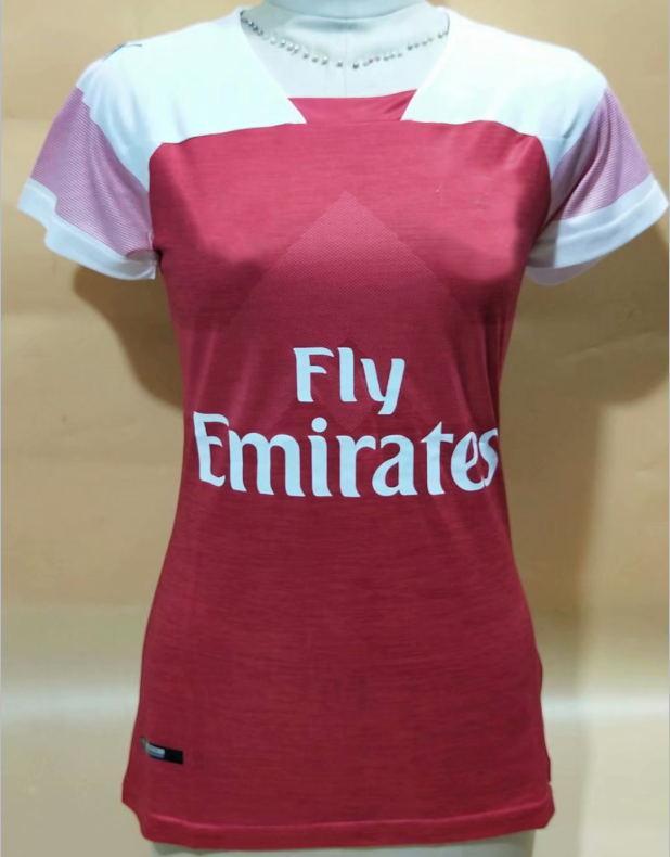 Großhandel 18 19 Arsenal Soccer Jersey Frauen Kits 14 AUBAMEYANG 10 OZIL 9  LACAZETTE 11 TORREIRA 8 RAMSEY IWOBI MKHITARYAN 2018 Frauen Fußballshirts  Von ... c22eaa911