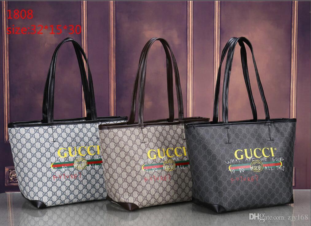31f838d464a7 2018 Fashion Luxury Brand Women Bags Handbag Famous Designer ...