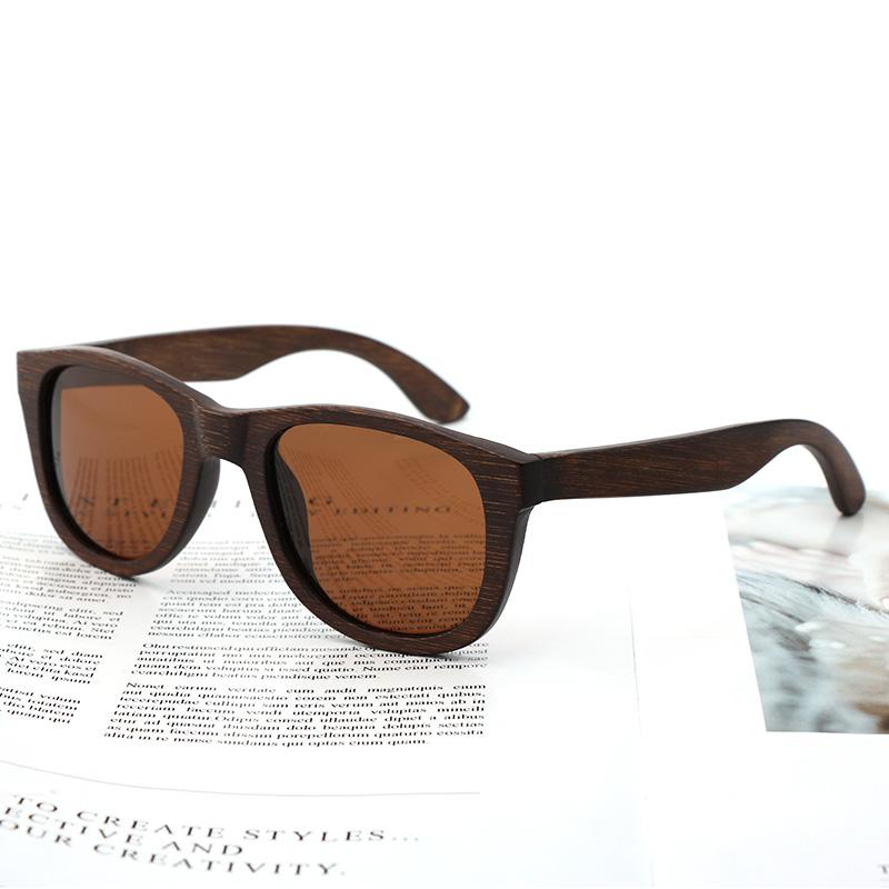 179cf03dd7c HAND MADE Wooden Sunglasses Men Women Retro Polarized Sun Glasses 100% UV  Protection Bamboo Glasses Polarized With Wood Box Native Sunglasses  Wholesale ...