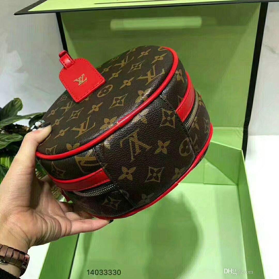 8529ce5017 AAA+Top Sell Designer Handbag 2019 Famous Brand Perfume Women Shoulder Bag  Luxury Bling Box Totes Satchel Purse Messenger Bag Makeup Bags 2019 AAA  Messenger ...