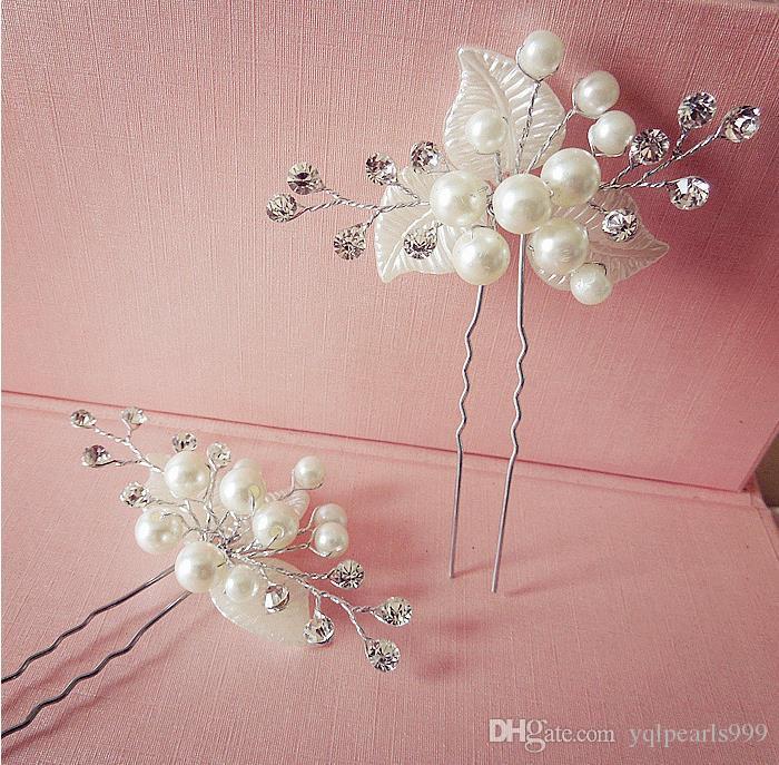 Gelin el yapımı inci elmas çiçek saç ipek