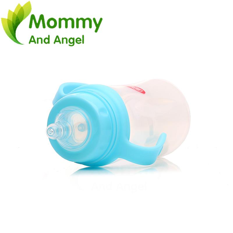 HOT SALE 300ml Newborn Baby Bottles BPA Free PP Material Nipple is Closely  To Breast Shape Natural And Useful For Feeding 9002 Bottles Cheap Bottles  HOT ... 2ea6b1d114a0