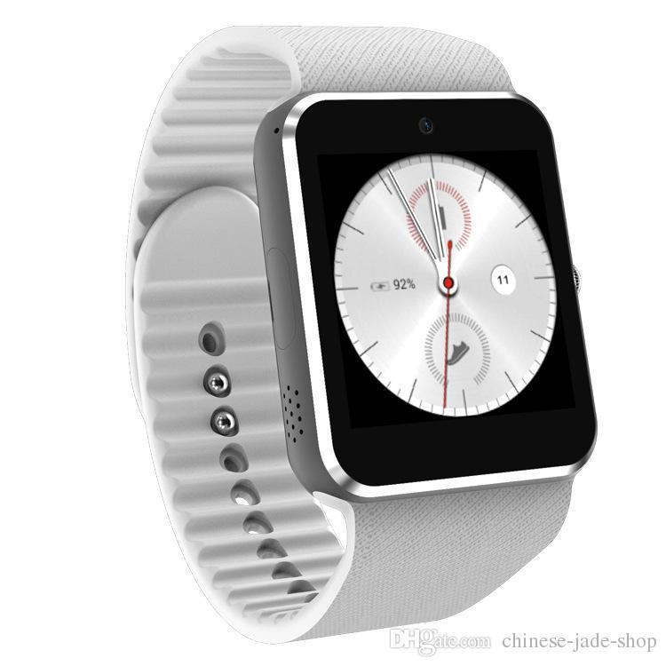 3G Smart Uhr QW08 Android 4.4 1,54 zoll SIM Uhr Telefon 512 MB + 4 GB Bluetooth MTK6572 SmartWatch 1 TEILE / LOS