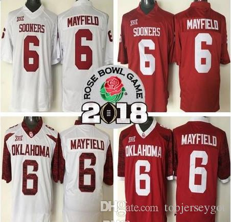 baker mayfield dog jersey