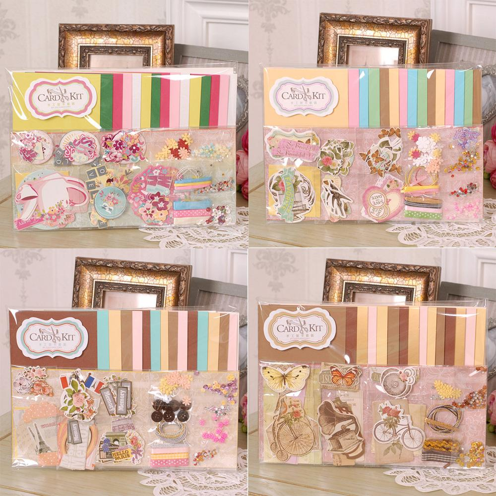 Wholesale Handmade Paper Card Craft Making Suppliesidea For