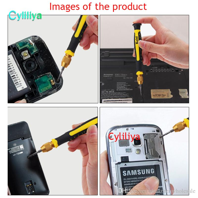 Multifunktionale Handy Demontage 24 in 1 Reparatur Demontieren Tools Kit Schraubendreher für Computer iPhone Samsung
