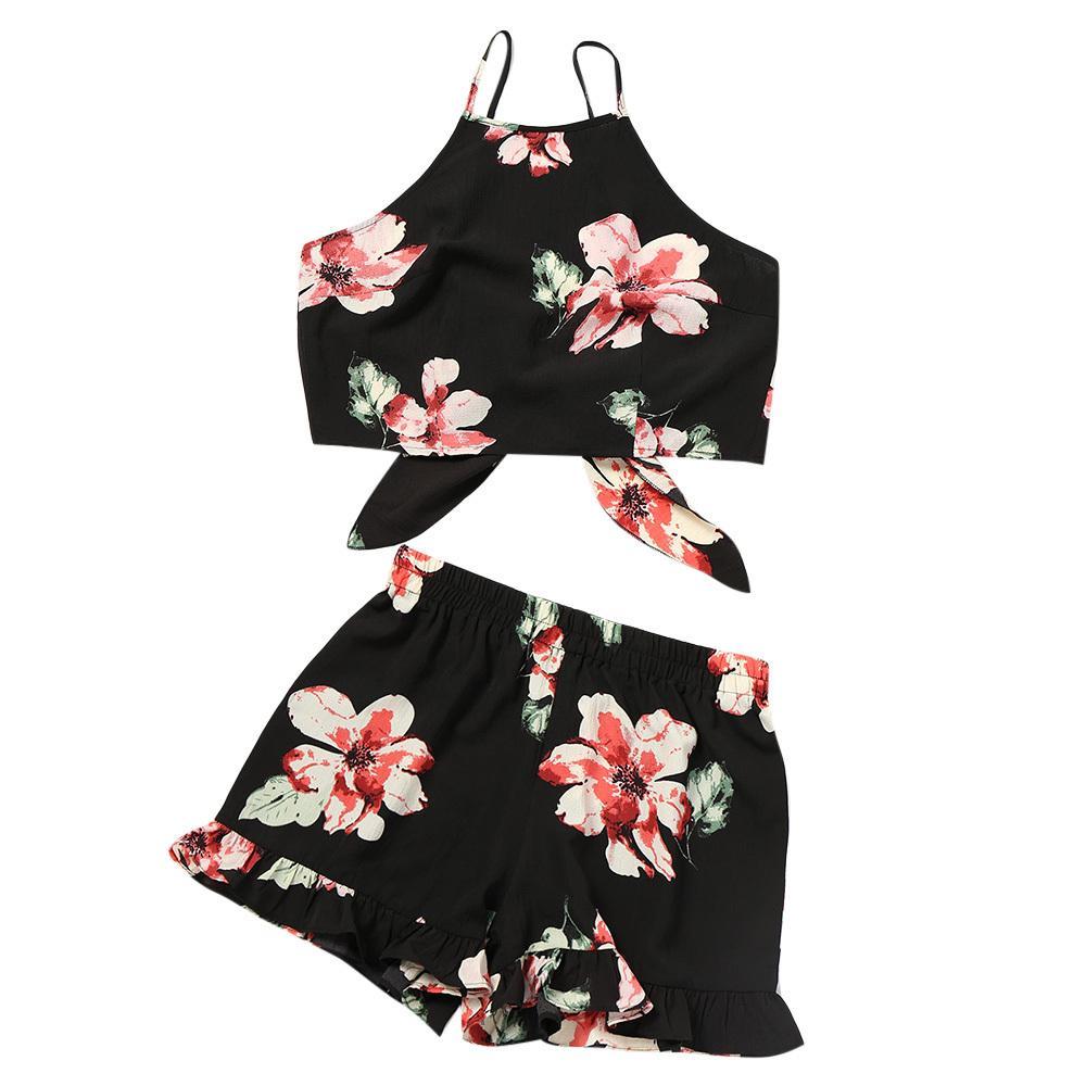 Correa Kenancy Dos De Bowknot Set Piezas Mujeres Compre Floral 0EpxwqdOC