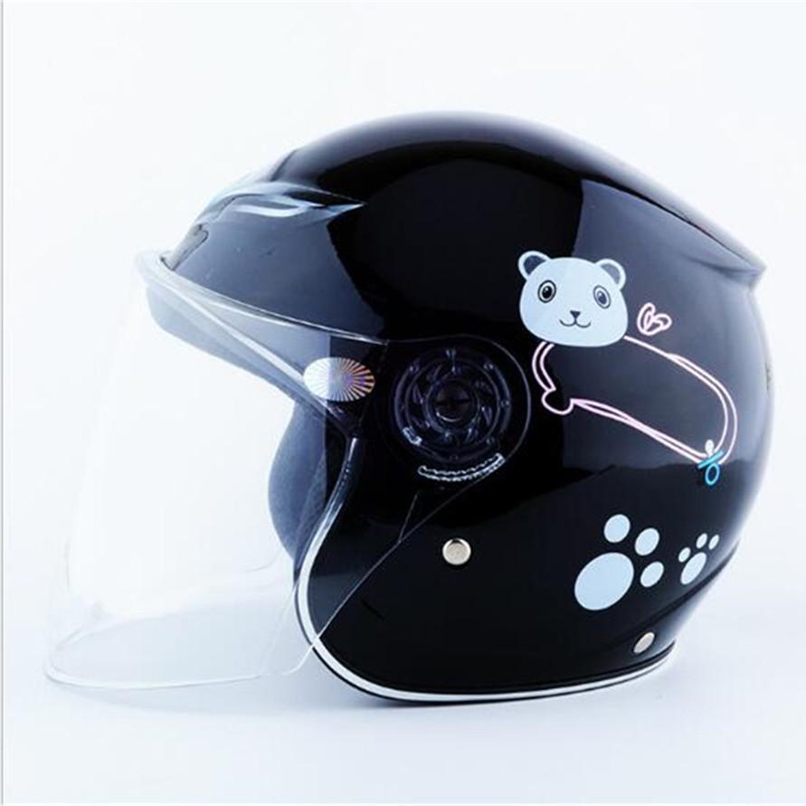 Acheter Abs Enfants Casque Enfants Moto Casque De Sécurité Pour