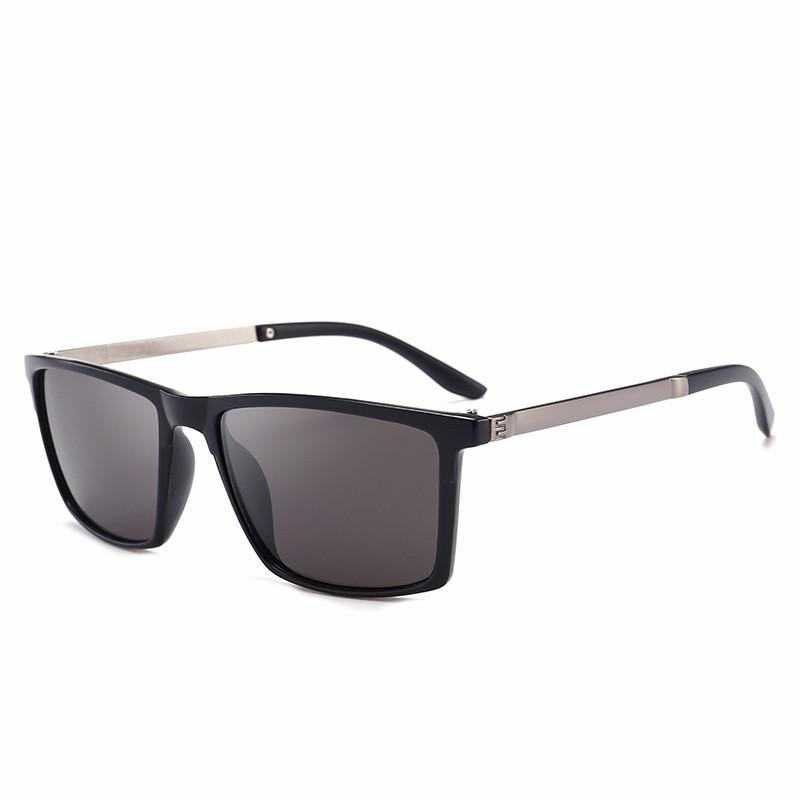 625f43ded51 2018 New Fashion Men Cool Square Style Gradient Sunglasses Vintage ...