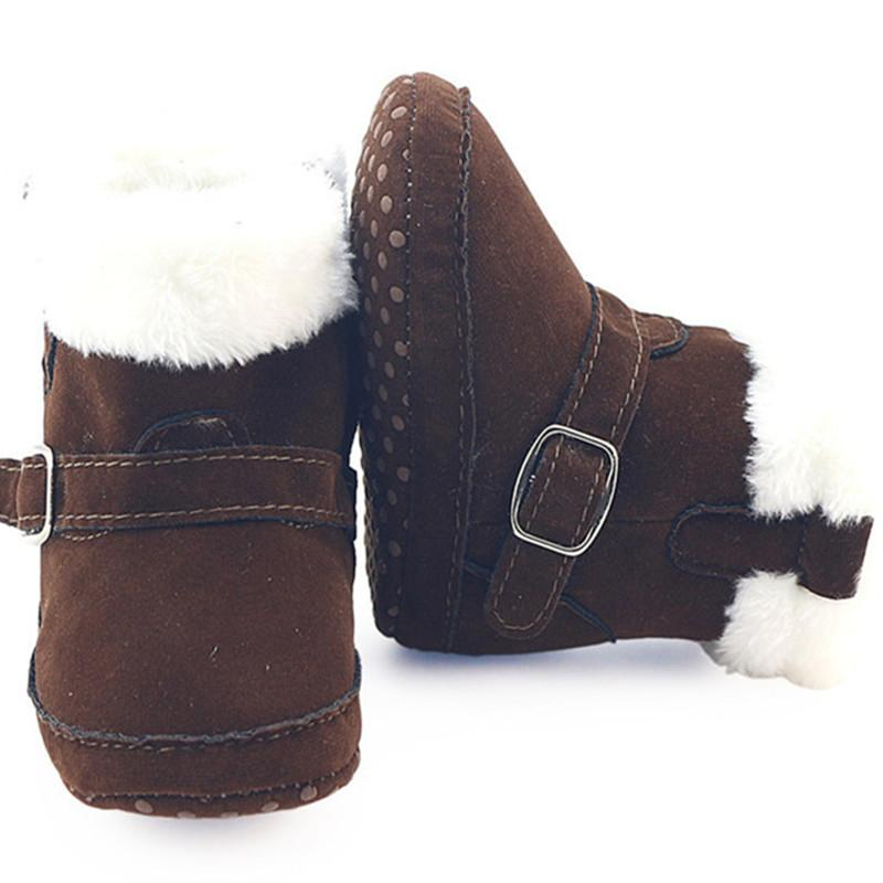 2019 2018 New Baby Girls Soft Boots Kids Bootties Infant Soft Soled Toddler  Shoes First Walkers Moccasins Sapatos Zapatos De From Curd 6f139f258