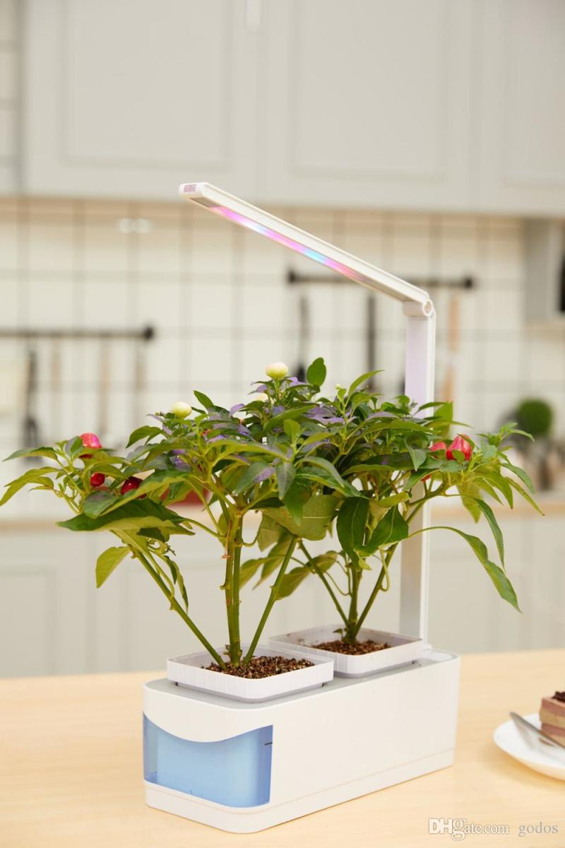 Hydroponics Table Hydroponic Growing System Grow Light