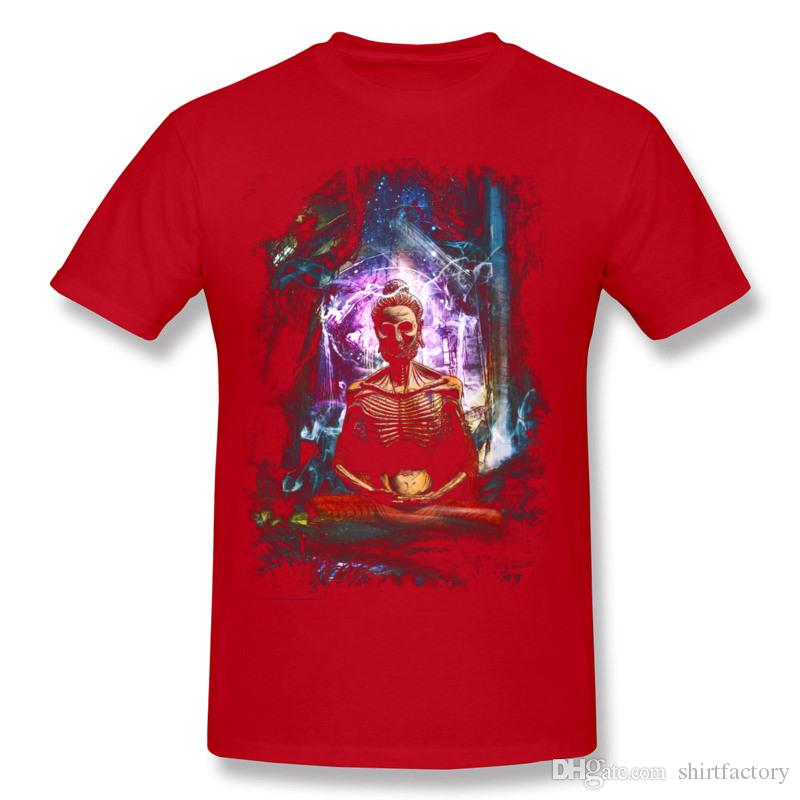 T-shirt estiva da uomo T-shirt estiva da uomo