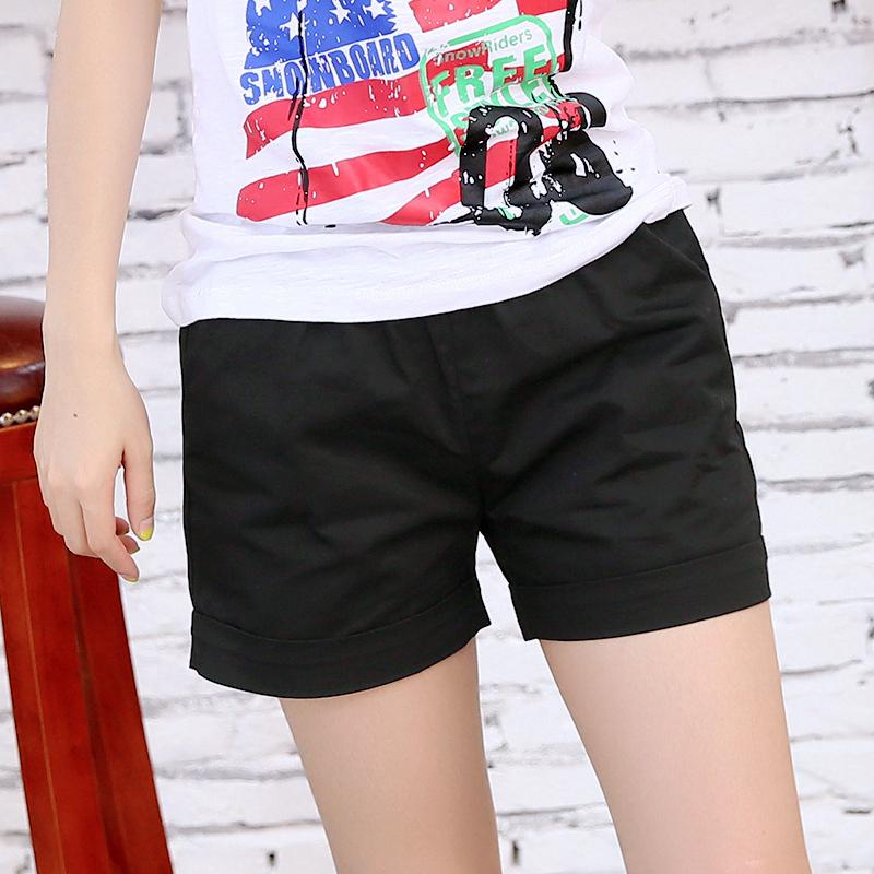 2019 New Summer Shorts Femmes Casual Mode