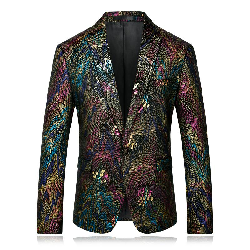 Colores Compre Hombres Blazers Para Chaqueta Trajes De PPf8A