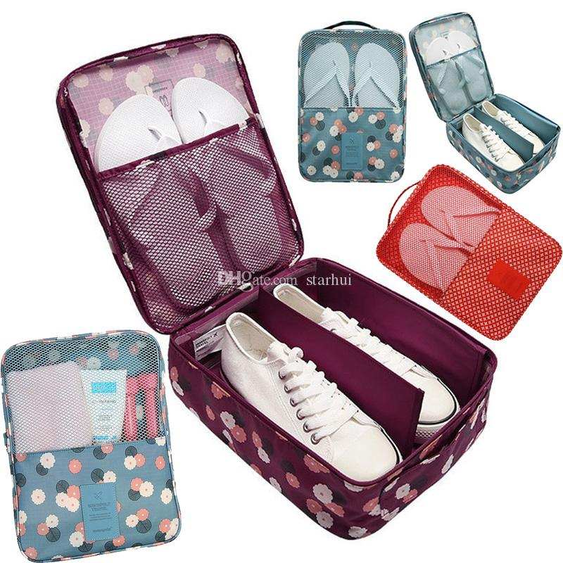 Kind-Hearted Waterproof Travel Organiser Tote Shoes Pouch Shoes Storage Bag Hup Durable Clothing & Wardrobe Storage