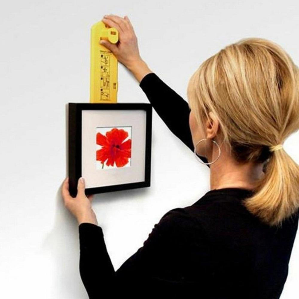 Hang Level Makes Picture Hanging Tools Frame Hanger Easy Wall
