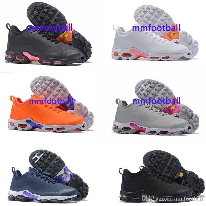 Se Plus Orange Nouveau Chaussures Acheter Tn Blanc Noir Mens qHnRPz