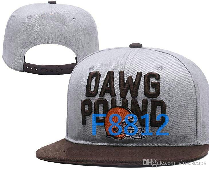 Wholesale Dawg Polind Cleveland Sunhat 2018 Snapback Hats Adjustable ... 62a9ac8b9