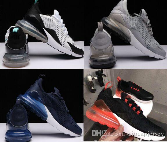 e6181408dcde3 2019 2018 270s Mens Air Running Shoes Sapphire New Style Sports Shoes Men  Shoes Sneakers Athletic Trainers From Vipcapjersey, $82.24 | DHgate.Com