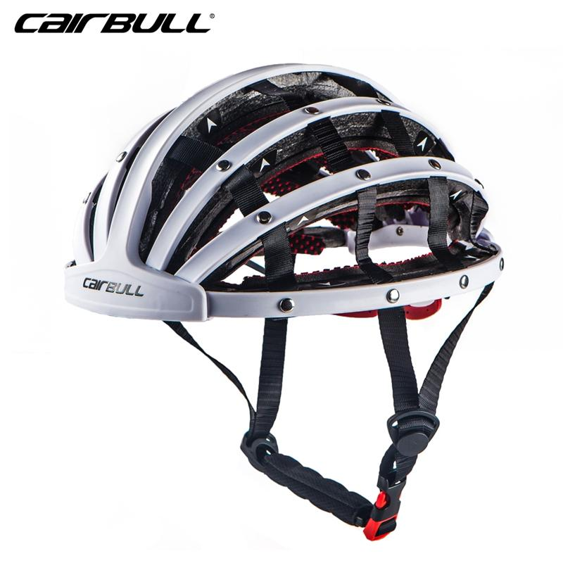 Ultralight Portable Folding Helmet For Men Women City Helmet Safety Road mtb Bicycle Ciclismo aero Cycling